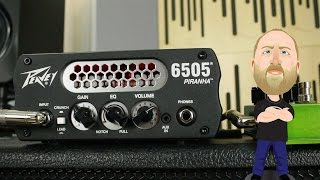 Gambar cover Peavey 6505 Piranha - Demo