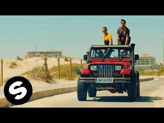 Kris Kross Amsterdam x The Boy Next Door - Whenever (feat. Conor Maynard) [Official Music Video]