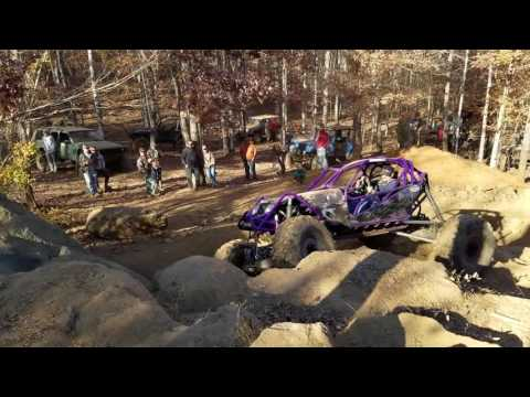 RBD Terry Frost in the Wicked Willys buggy on vnotch