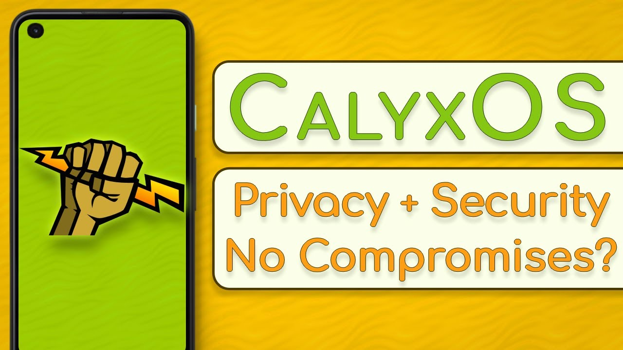 How to Install CalyxOS on Android Phones