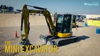 The Mini Excavator - Dig This Las Vegas
