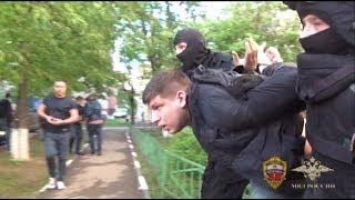 Сотрудники столичной полиции задержали подозреваемых в совершении разбойного нападения