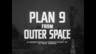 Plan 9 From Outer Space - Trailer