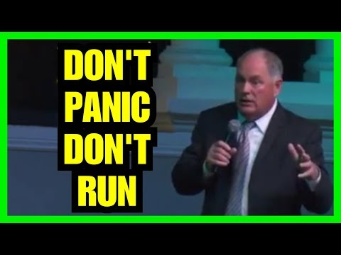 "Gordon Poe – ""Don't Panic, Don't Run"""