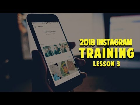 Instagram Marketing 2018 - How To Create A Content Strategy Plan