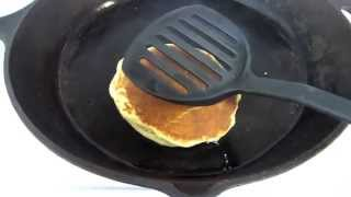 Whole Wheat Pancakes from the box.