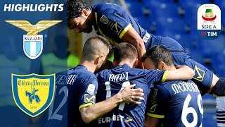 Lazio 1-2 Chievo | Chievo Pick up Second Win of the Season at 9-Man Lazio! | Serie A