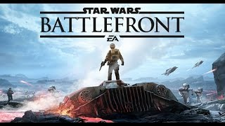 Star Wars Battlefront PS4 Gameplay
