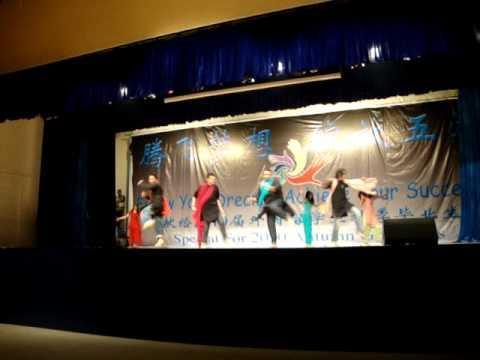 Dalian Medical University culture show 2010