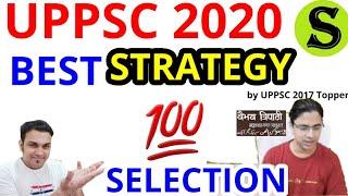 UPPSC 2020 Prelims strategy by psc topper uppcs up pcs preparation