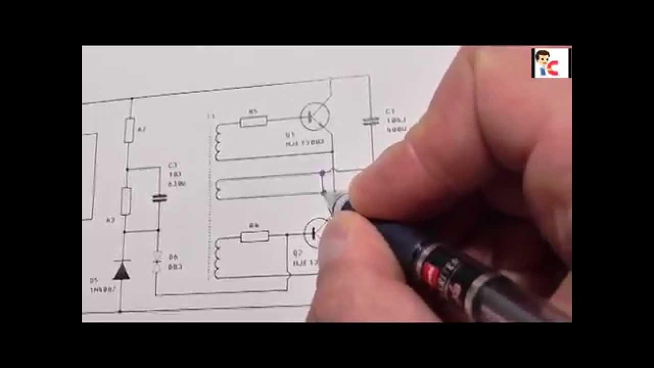 схема блока питания принтера епсон