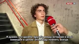 SKAM/Юнас об окончании сериала (русские субтитры)