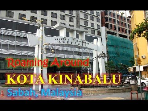 Travel to Kota Kinabalu, Sabah, Malaysia
