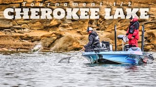 THE BEST UNKNOWN FISHERY - FLW TOUR Lake Cherokee 1&2
