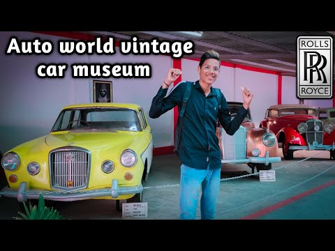 DASTAN AUTO WORLD VINTAGE CAR MUSEUM || Most Expensive Rolls Royce Car Collection Of The World