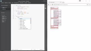 Cómo hacer un menú horizontal y vertical con html y css