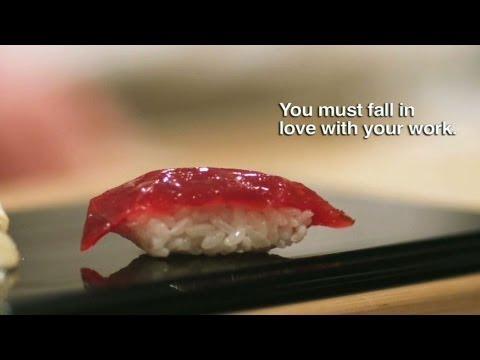 Jiro Dreams of Sushi trailer