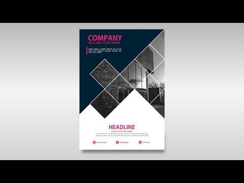 Business Brochure Design In New Affinity Designer 1.7