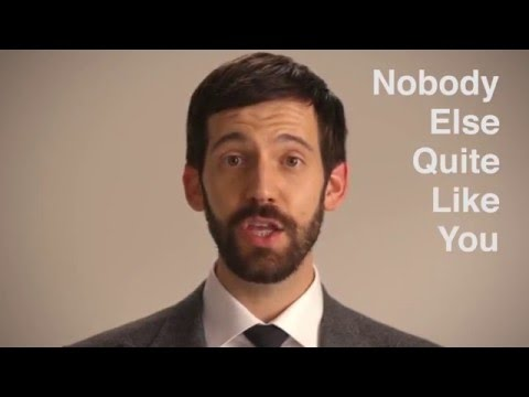 INTEL presents Nobody Else Quite Like You - Rob Cantor