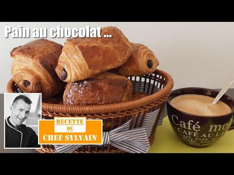 Pain au chocolat - Réussir cette recette par Chef Sylvain