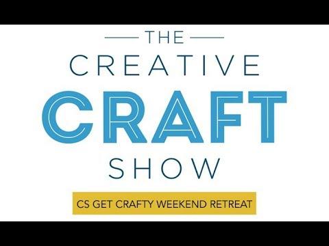 CS Get Crafty Craft Retreat - Birmingham NEC Craft Show Weekend..