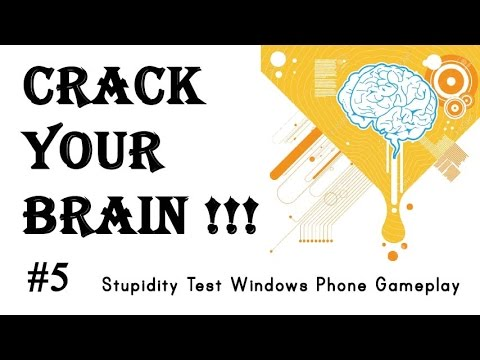 Stupidity Test Updated Checkpoint 5 Answers