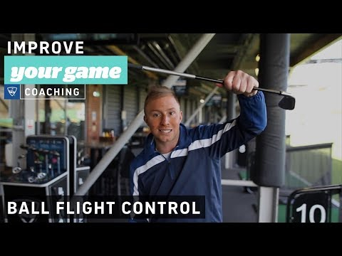 How to control ball flight - Golf Lessons with Topgolf