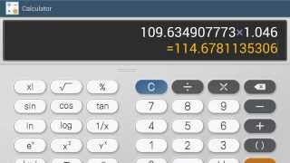 Business Math:  Calculate Roth IRA Using the Formula and Basic Calculator