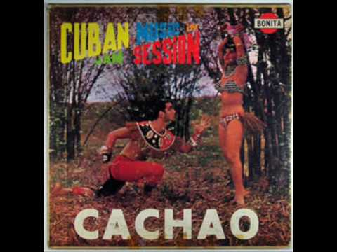 "Cachao "" Cuban Music in Jam Session "" -  La Luz ."