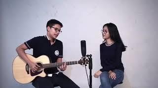 Gambar cover Raisa - Teka-Teki (cover by Rahmania Astrini ft. Adikara Fardy)