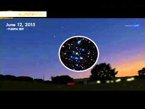 Космический «танец» Венеры и Юпитера продлится неделю
