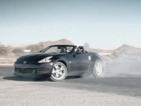 Nissan 370Z Roadster Video Feature Review  Kelley Blue Book