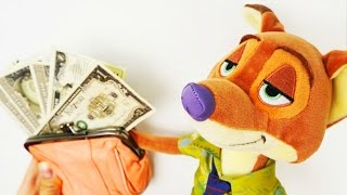 Видео про игрушки Зверополис: Джуди ведет расследование