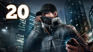 Прохождение Watch Dogs — Часть 20: Взгляд в бездну / Рисковый ход