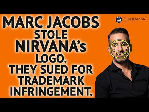 Marc Jacobs Stole Nirvana's Logo  Nirvana | Trademark Factory Screw-Ups - Ep. 083 Mp3
