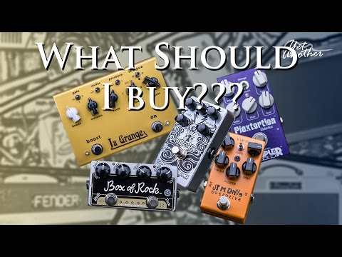 """Marshall Style pedals - """"Which one should I buy?"""" (feat. Bogner La Grange)"""