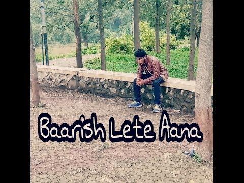 Baarish Lete Aana Dance  Freestyle  Darshan Raval  Indie Music Label  Sony Music India