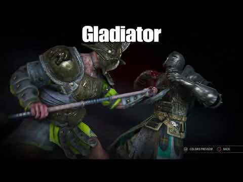 For Honor All Executions So Far