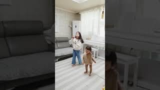 선미-날라리(lalalay) 춤_자매 재롱 영상(커버댄…