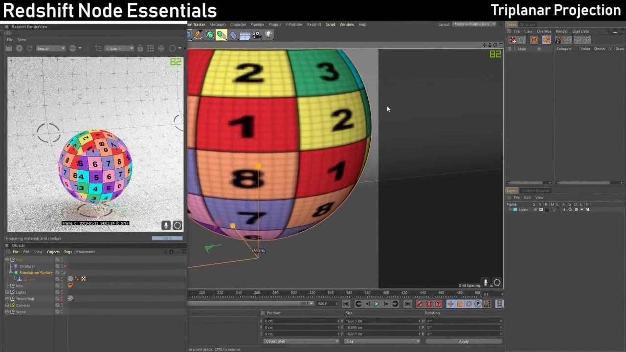 Redshift: Essential Nodes in Redshift for Cinema4D - Toolfarm