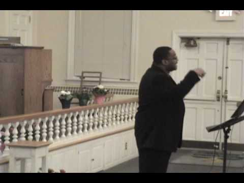 Pastor Pete Palmer - The pain of not knowing God as a friend - 1 of 6