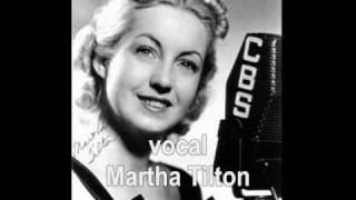 Benny Goodman, Martha Tilton - AND THE ANGELS SING