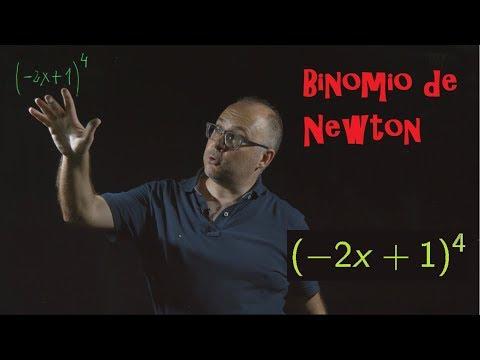 Binomio De Newton, Potencias De Polinomios, Triángulo De Tartaglia