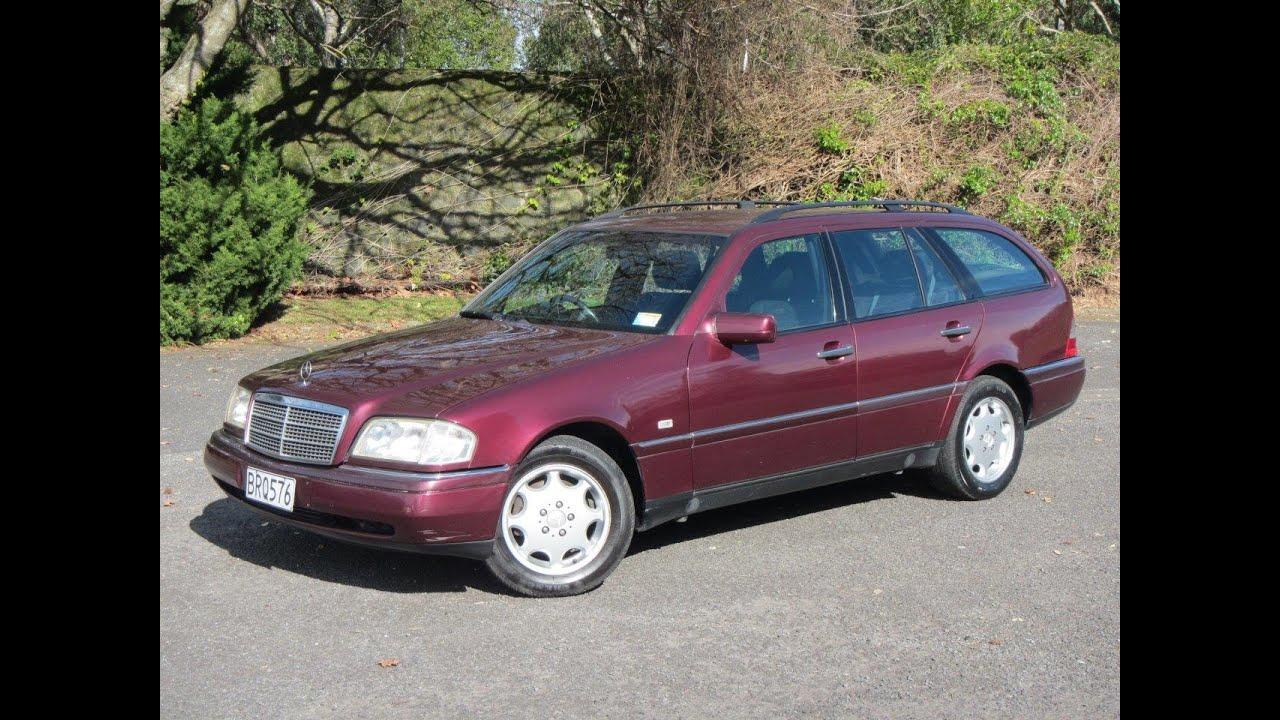 1997 mercedes benz c230 wagon 1 reserve cash4cars cash4cars sold