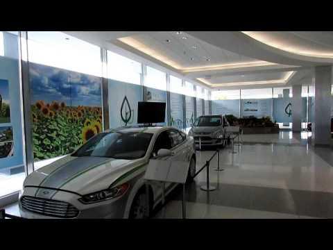 Pondless Waterfalls - Ford World Headquarters - Dearborn, Michigan