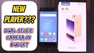Mobiistar XQ Dual | Selfie Star Unboxing & First Look