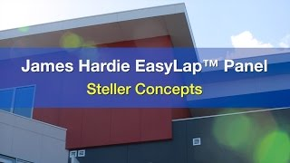 James Hardie EasyLap and Steller Concepts Building With Bowens