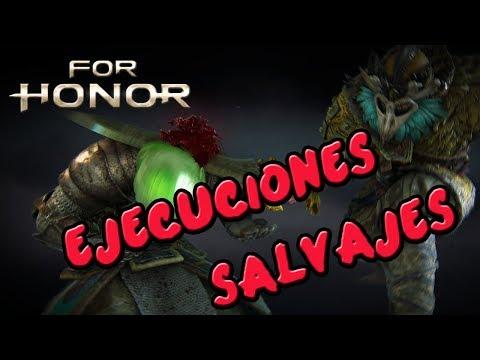 EJECUCIONES SALVAJES | FOR HONOR