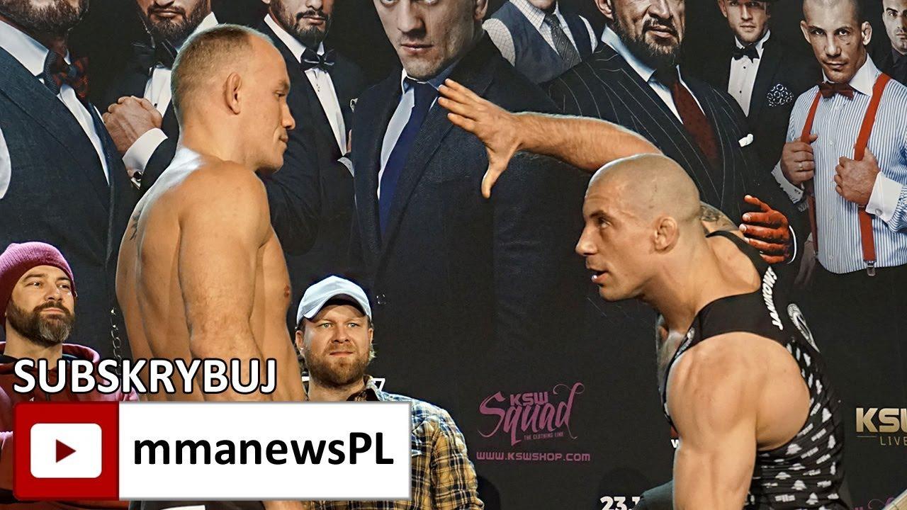 KSW 41: Antoni Chmielewski walczy z Janikowskim o być albo nie być w MMA