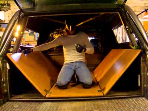 Truck Bed Quot Outfitter Quot Storage System Part Two Youtube